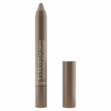 Gosh Forever Eye Shadow Matt 10 T/Brown 1.5G by Gosh