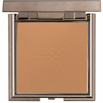 Gallany Cosmetics Powder Foundation N40, Color Correcting, Lighten Appearance of Imperfections, Dual-Wear for Dewy or Semi-Matte Skin