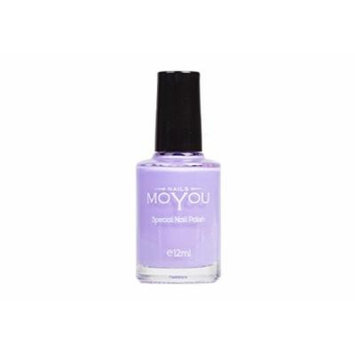 Lilac, Majestic Violet, Yellow Colours Stamping Nail Polish by MoYou Nail used to Create Beautiful Nail Art Designs Sourced Directly from the Manufacturer - Bundle of 3