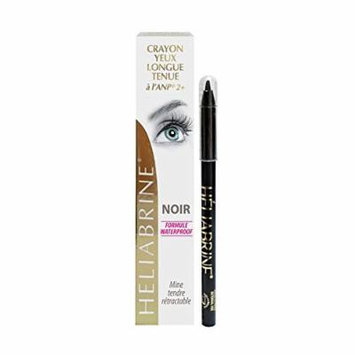 Heliabrine Retractable Long Wear Eye Pencil with ANP 2+ (Black)