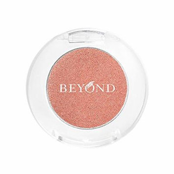 Beyond Single Eyeshadow 1.7g (#7 Coralster)