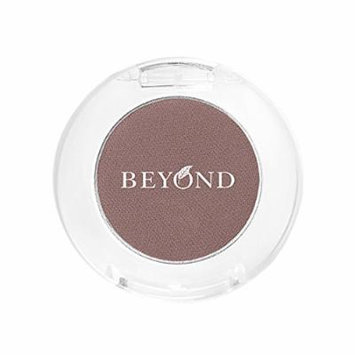Beyond Single Eyeshadow 1.7g (#19 Mocha Violet)
