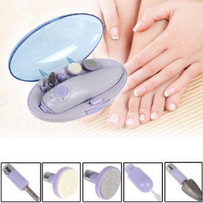 Electric Nail Art Salon Drill File Manicure Tool Pedicure Polish Machine Set Kit