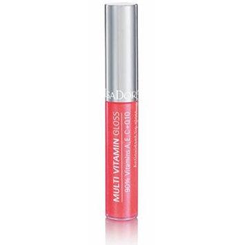 Isadora Multi Vitamin Antioxidant Lip Gloss made by 90% of vitamins A, C, E + Q10 - 7 ml/.24 Fl.oz. (37 Fruit Cocktail)
