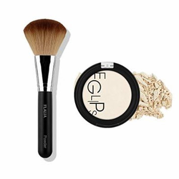 Eglipse Apple Fit Blusher and Flalia Premium Modern Brush SET Highlighter + Classic Brush