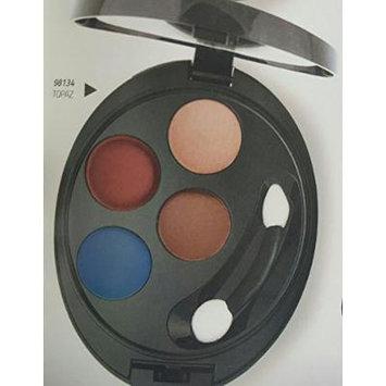Eleganzza Eyeshadow Quartet 0.14 Oz (TOPAZ)