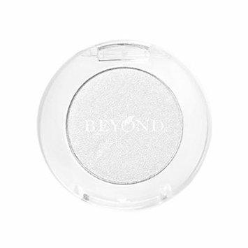 Beyond Single Eyeshadow 1.7g (#1 Snow White)