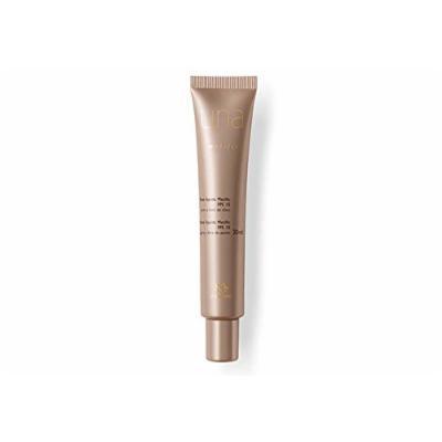 Linha Una (Matific) Natura - Base Liquida Castanho 8 Cobertura Media para Pele Bronzeada FPS 15 (30 Ml) - (Medium Coverage Liquid Foundation Chestnut 8 for Warm Undertone Skin - SPF 15 (1.01 Fl Oz))