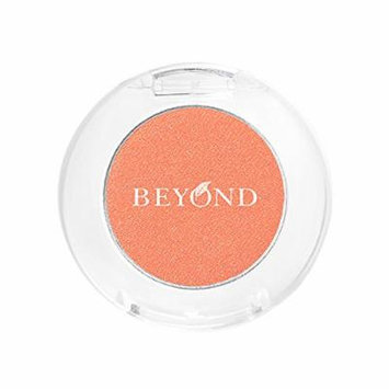 Beyond Single Eyeshadow 1.7g (#6 Mandarin Garden)