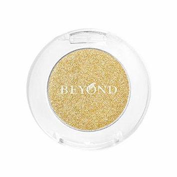 Beyond Single Eyeshadow 1.7g (#3 Gold Carat)