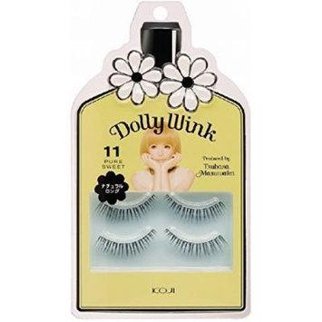 Koji Dolly Wink False Eyelashes #11 Pure Sweet by Dolly Wink