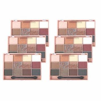 (6 Pack) BEAUTY TREATS Roses Eyeshadow Palette 2