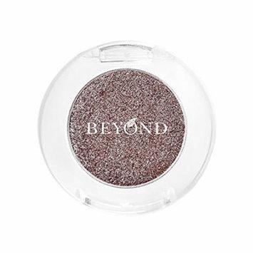 Beyond Single Eyeshadow 1.7g (#18 Silver Brown)
