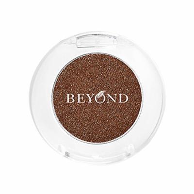 Beyond Single Eyeshadow 1.7g (#15 Choco in Cheese)
