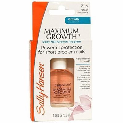 Sally Hansen Maximum Growth 13ml Daily Nail Growth Program by Sally Hansen