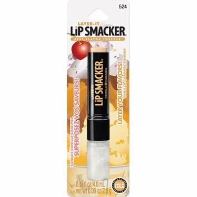 Lip Smacker Layer-It Gloss - Vanilla Caramel Sundae 524 by Lip Smacker