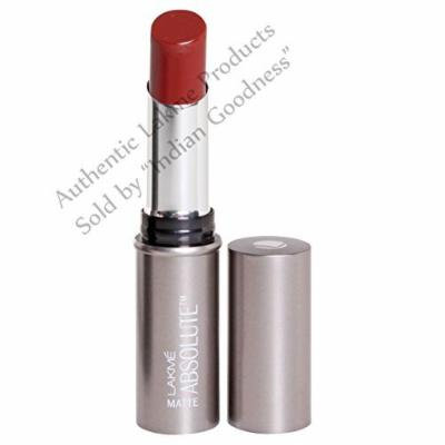 Lakme Absolute Matte Lip Color 3.6 ml (Classic Rose - 47) + Free Gifts + by Lakme
