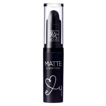 Ruby Kisses Ultra Matte Super Rich Lipstick 3.5g/0.12oz (RMLS14 BLACKISM) by Kiss