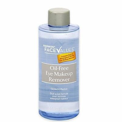 Harmon Face Values Oil Free Eye Makeup Remover 5.5 oz ( pack of 4)