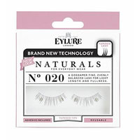 Eylure Naturalites Natural Volume Lashes, 020, One Pair by Eylure