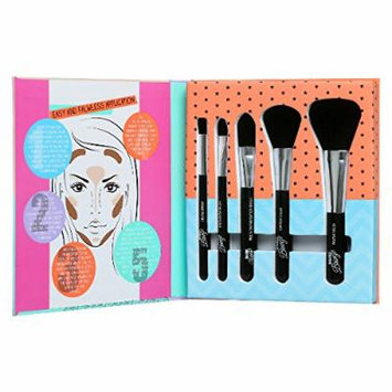 Sunkissed Beautiful Bronze Tools Of The Trade Gift Set 1 Foundation Brush + 1 Blusher Brush + 1 Cont
