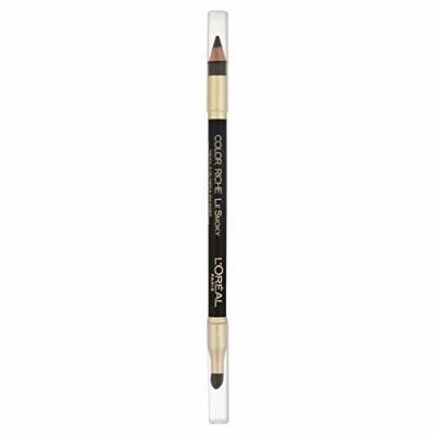 L'Oreal Paris Color Riche Cray LeSmoky, Black Velour 201 5g (PACK OF 2)