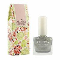 Alloya Natural Non Toxic Nail Polish, Water Based, Full Color (053)