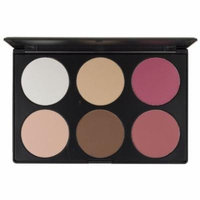 Blush Professional 6 Colour Contour / Blush Palette by Blush Professional