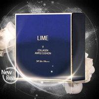 LIME V Collagen Ample Cushion NO.10 Rose Beige Refill 20g