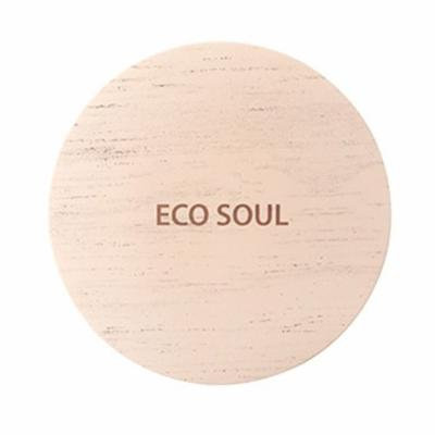 [The Saem] Eco Soul Mousse Foundation 12g #02 Natural Beige