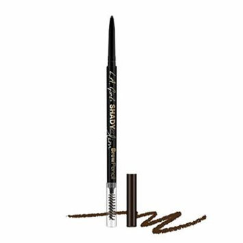(6 Pack) l.A. GIRl Shady Slim Brow Pencil - Espresso