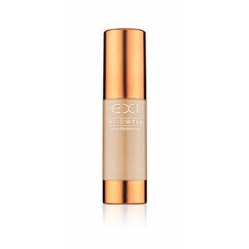 EX1 Cosmetics Invisiwear Liquid Foundation Number 6.0 by EX1 Cosmetics