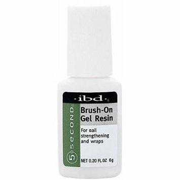 IBD 5 Second Brush On Gel Resin 6 gm Set of 12