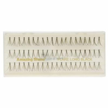 Amazing Shine Individual False Eyelashes - Flare Long Black by Amazing Shine