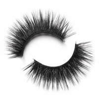 LILLY LASHES 3D Faux Mink Silk Lashes in style Dalia - Invisible band
