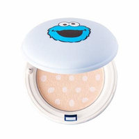 [It's Skin] Macaron Sugar Powder Pact Sesame Street Special Edition #23 Sugar Vanilla