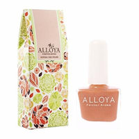 Alloya Natural Non Toxic Nail Polish, Water Based, Full Color (081)
