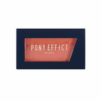 PONY EFFECT Personal Cheek #Flame of Desire (neutral brick red)