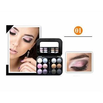 Pick 1 Novo 12 Color Eye Shadow (1)