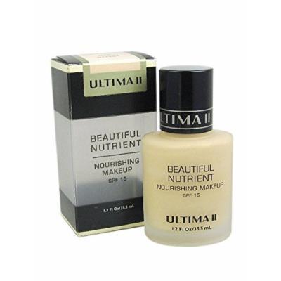 ULTIMA II Beautiful Nutrient Nourishing Makeup W/SPF15 - BONE