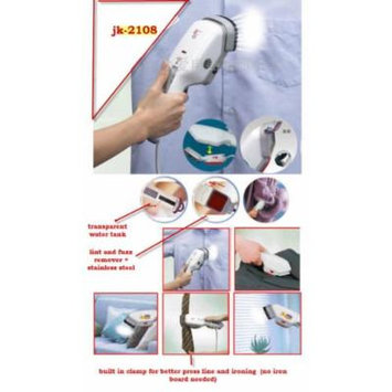 Best of steam to remove tough creases on your garments drapes and upholstery Stainless Portable