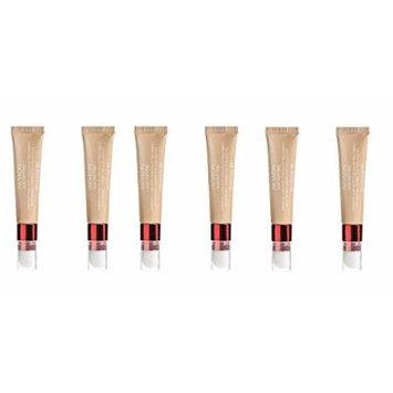 Revlon Age Defying Targeted Dark Spot Concealer, Medium Deep, 0.22 Oz (6 Pack) + Makeup Blender