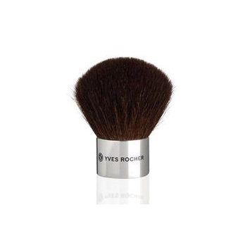 YVES ROCHER GLOWING COMPLEXION BRUSH WITH NATURALHAIR (Kabuki Brush)
