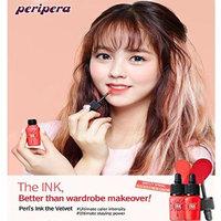 Peripera Peri's Ink the Velvet 5 color SET (Sellout Red, So Grapefruit,Wow Pink, Inktude Rose, Celeb Deep Rose) / Powder Room best item