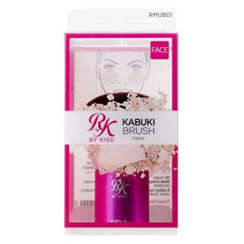 Kiss Ruby Kisses Make-Up Brush Kabuki (6 Pack)