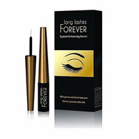 Long Lashes Forever, Eyelash Enhancing Serum, 4 ml + FREE Curad Dazzle Bandages 25 Ct