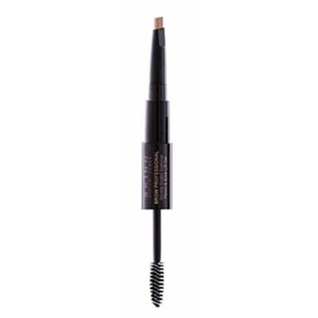 Skinn Cosmetics Brow Professional Double-Ended Eyebrow, Brow Lift Gel & Pencil (Taupe)