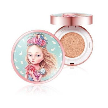 Beauty People Absolute Radiant Girl Cushion Foundation SPF50+ PA+++(18g)(2 Color) (#21 Natural Beige)