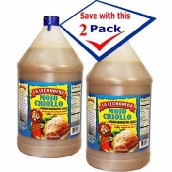 Mojo marinade La Lechonera 1 gallon Pack of 2