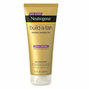 Neutrogena Sun Build A Tan Lotion 6.7 oz.(pack of 6)